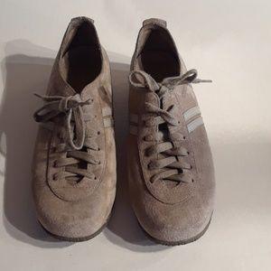 Merrell Duet  sport Gunmetal  suede sneakers